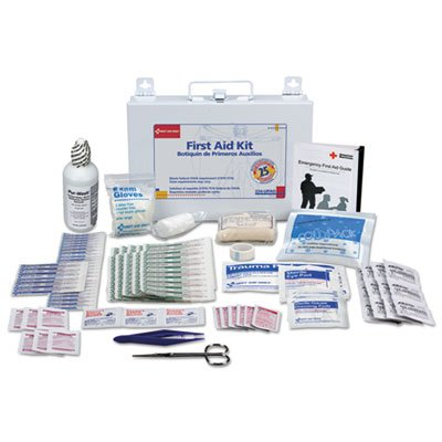 First-Aid-Kit-for-25-People-106-Pieces-OSHA-Compliant-Metal-Case-Sold-as-1-Kit-0