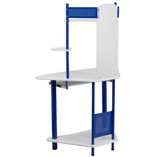 Flash-Furniture-Blue-Corner-Computer-Desk-with-Hutch-0-0