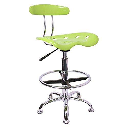 FlashFurniture-Vibrant-Drafting-Stool-with-Tractor-Seat-0