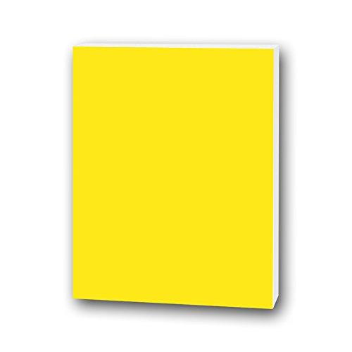Flipside-Foam-Board-316-by-20-by-30-Inch-Neon-Yellow-10-Per-Package-0