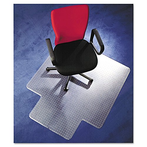 Floortex-Polycarbonate-Chair-Mat-for-Carpets-up-to-12-Thick-48-x-48-Square-Clear-AFRREM48048-0-0
