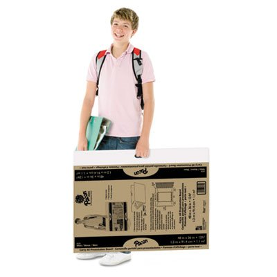 Foldable-Carry-All-Presentation-Board-Opens-to-48-x-36-Brown-3CT-Sold-as-1-Carton-3-Each-per-Carton-0-0