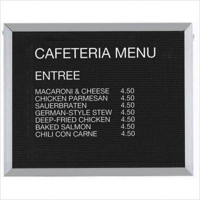 Framed-Wall-Mounted-Letter-Board-Frame-Color-Oak-Size-24-H-x-18-W-0-1