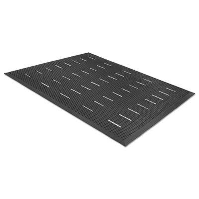 Free-Flow-Comfort-Utility-Floor-Mat-36-x-48-Black-Sold-as-1-Each-0
