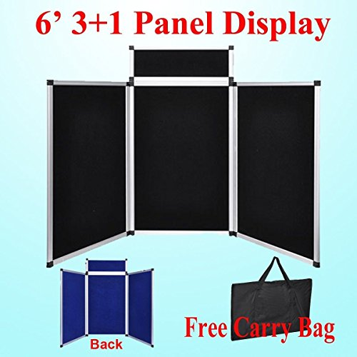 GHP-6-Tabletop-Aluminum-24×36-3-Fold-Panel-Tradeshow-Display-w-24×8-Header-Panel-0