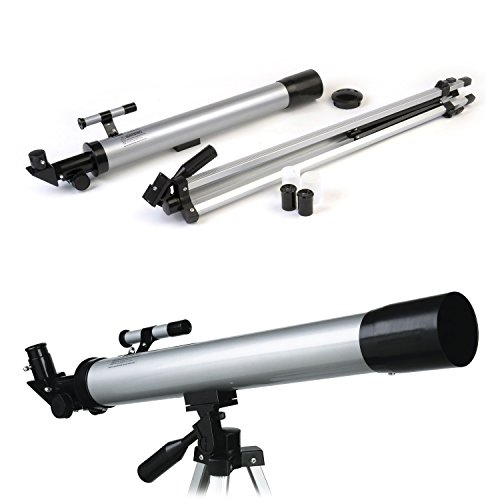 GOSO-Refractor-Telescope-for-Astronomy-Beginners-Power-Eyepieces-with-Tripod-KidsYouth-0-0