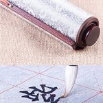 GRAYRecycle-Used-Writing-Pad-Calligraphy-Practice-Satin-Scroll-0-0