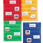 Game-Play-Learning-Resources-Magnetic-Pocket-Chart-Squares-educational-toys-tabletop-pocket-Toy-Child-Kid-0