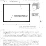 Ghent-485-x-965-Aluminum-Frame-Non-Magnetic-Whiteboard-w-1-Marker-Eraser-Made-in-USA-0-1