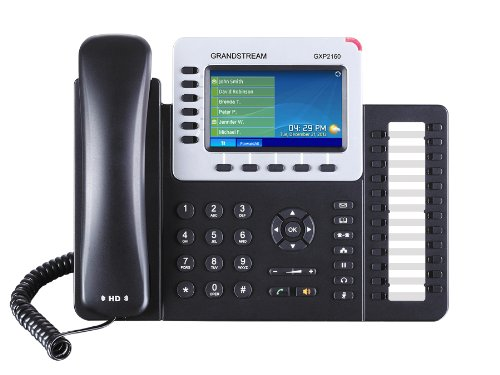 Grandstream-GS-GXP2160-Enterprise-IP-Telephone-VoIP-Phone-and-Device-0