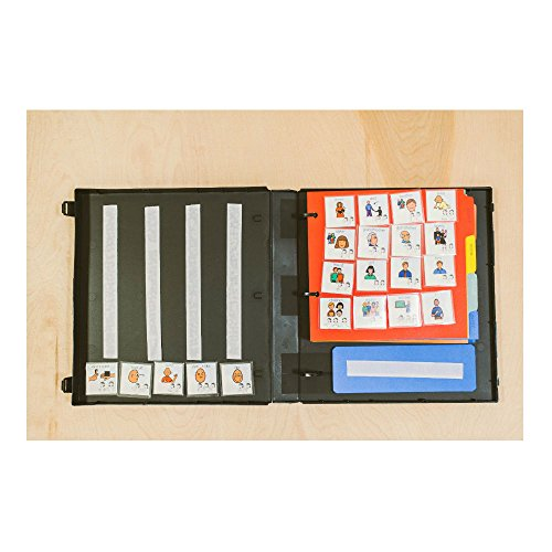 HARD-CASE-W-STRAP-BOOK-FREE-200PECS-ABA-THERAPY-COMMUNICATION-AUTISM-THERAPY-0-1