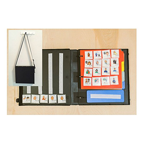HARD-CASE-W-STRAP-BOOK-FREE-200PECS-ABA-THERAPY-COMMUNICATION-AUTISM-THERAPY-0