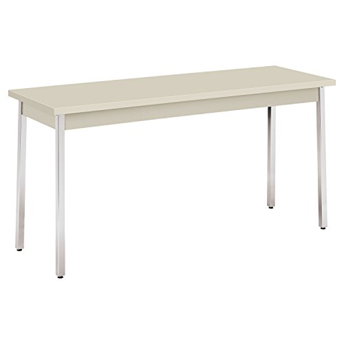 Hon Non Folding Rectangular Utility Table Office Supply
