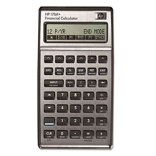 HP-17BII-Financial-Calculator-Silver-0