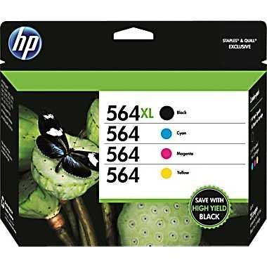 HP-564XL-Black-564-Color-Ink-Cartridges-Combo-Pack-1-Black-1-Cyan-1-Magenta-1-Yellow-0
