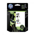 HP-62-Black-Tri-color-Original-Ink-CartridgesN9H64FN-0