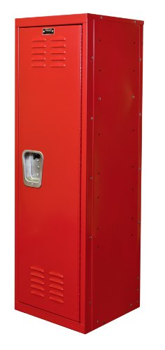 Hallowell-Kid-Locker-15W-x-15D-x-48H-721-Relay-Red-red-Single-Tier-1-Wide-Knock-Down-0