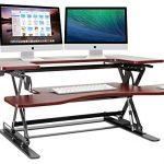 Halter-ED-258-Preassembled-Height-Adjustable-Desk-Sit-Stand-Desk-Elevating-Desktop-0