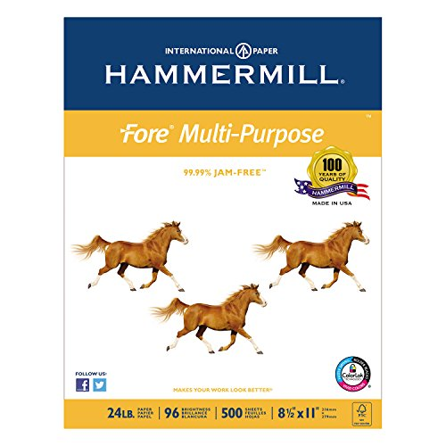 Hammermill-Paper-Fore-MP-24lb-85-x-11-Letter-96-Bright-5000-Sheets-10-Ream-Case-103283C-Made-In-The-USA-0