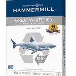 Hammermill-Paper-Great-White-100-Recycled-Copy-Paper-20lb-85-x-11-Letter-92-Bright-5000-Sheets-10-Ream-Case-086790-Made-In-The-USA-0-0