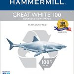 Hammermill-Paper-Great-White-100-Recycled-Copy-Paper-20lb-85-x-11-Letter-92-Bright-5000-Sheets-10-Ream-Case-086790-Made-In-The-USA-0-1