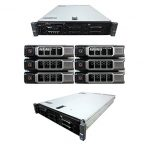 High-End-Virtualization-Server-12-Core-128GB-RAM-12TB-RAID-Dell-PowerEdge-R710-Certified-Refurbished-0