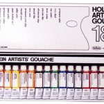 Holbein-Artist-Gouache-Set-18-x-5ml-tubes-0