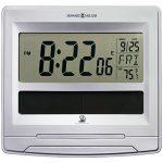 Howard-Miller-Versatile-Solar-Tech-DeskWall-Clock-8-12-x-7-12-Satin-Silver-625608-0