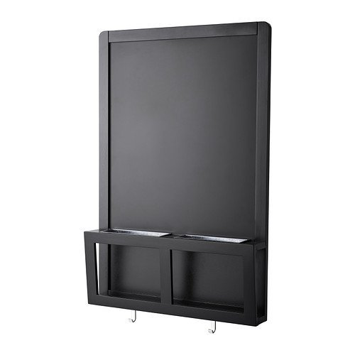 Ikea-Luns-Writing-Magnetic-Board-Black-0-0