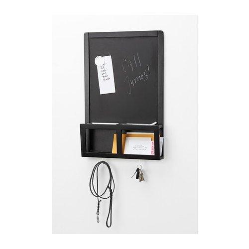 Ikea-Luns-Writing-Magnetic-Board-Black-0