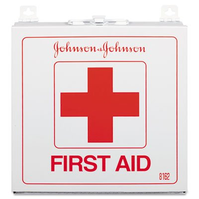 Industrial-First-Aid-Kit-for-50-People-225-Pieces-White-Metal-Case-Sold-as-1-Each-0