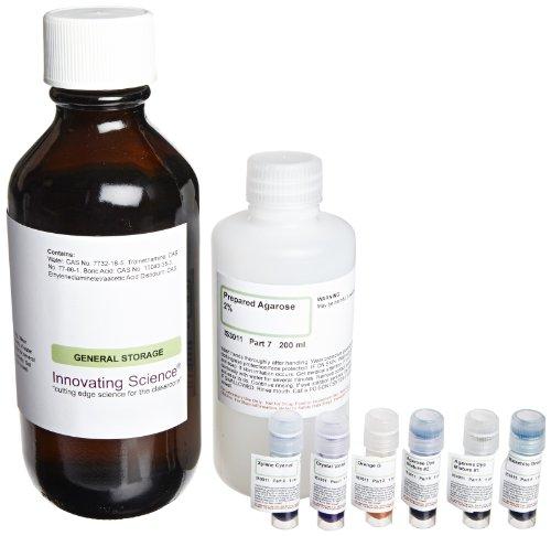 Innovating-Science-Electrophoresis-Agarose-Gel-Separation-of-Dyes-Kit-0