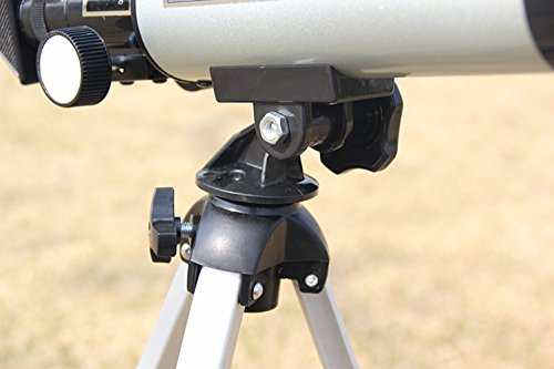 Insun-Astronomy-Beginners-Kids-Monocular-Refractor-Telescope-Sliver-50mm15x-ErectorH20mmH6mm-0-1