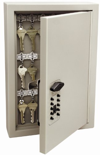 Kidde-AccessPoint-001795-Combination-TouchPoint-Entry-Key-Locker-Clay-30-Key-0-0
