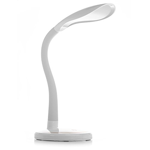 Kingstar-Dimmable-LED-Table-LampPLD533-LED-Desk-Lamp-Dimmable-Touch-Sensor-Lamp-Folding-Eye-Care-Table-Light-3-Levels-Brightness-Adjustable-lighting-with-Power-Adapter-for-Home-Kids-Reading-0
