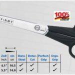 Kretzer-Finny-69025-81325-100-25cm-Office-Paper-Wallpaper-Scissors-0-0