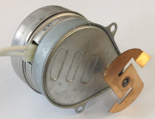 LATHEM-K-342-TIME-CLOCK-MOTOR-CLUTCH-FITS-ALL-LATHEM-2000-3000-4000-SERIES-MECHANICAL-TIME-CLOCKS-0