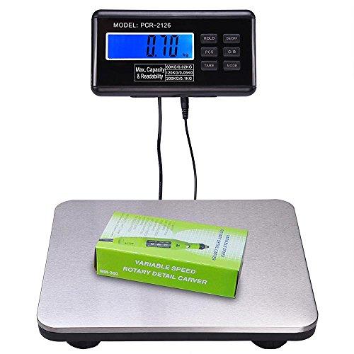 LCD-Ac-Digital-Floor-Bench-Scale-Postal-Platform-Shippingpet-Weigh-0-0