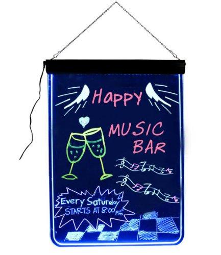 LED-Fluorescent-Illuminated-Writing-Menu-Signs-Neon-Eraser-Board-0