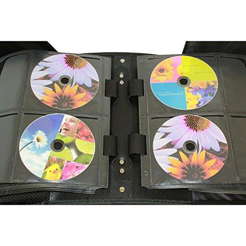 LINKYO-Heavy-Duty-CD-DVD-Wallet-Album-Binder-0-0