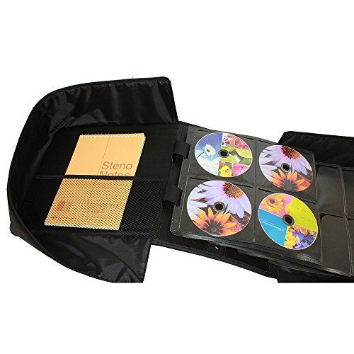 LINKYO-Heavy-Duty-CD-DVD-Wallet-Album-Binder-0-1