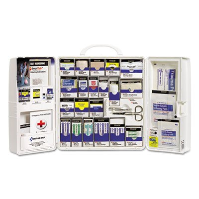 Large-First-Aid-Kit-209-Pieces-OSHA-Compliant-Plastic-Case-Sold-as-1-Kit-0