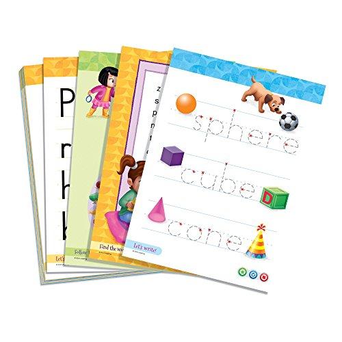 LeapFrog-LeapReader-Read-and-Write-Book-Set-Ready-Set-Kindergarten-for-LeapReader-0-0