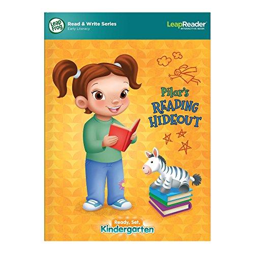 LeapFrog-LeapReader-Read-and-Write-Book-Set-Ready-Set-Kindergarten-for-LeapReader-0-1