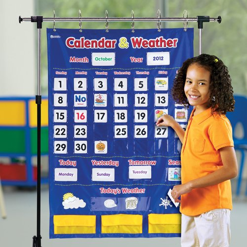 Learning-Resources-Calendar-and-Weather-Pocket-Chart-0-0