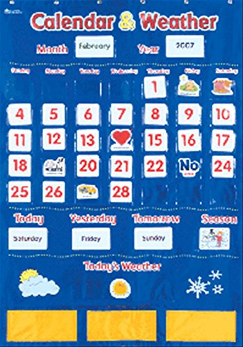 Learning-Resources-Calendar-and-Weather-Pocket-Chart-0