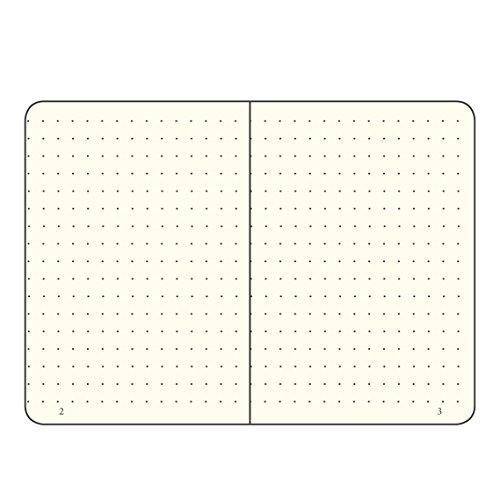 Leuchtturm-Notebook-A5-Medium-Dotted-Navy-Blue-0-0