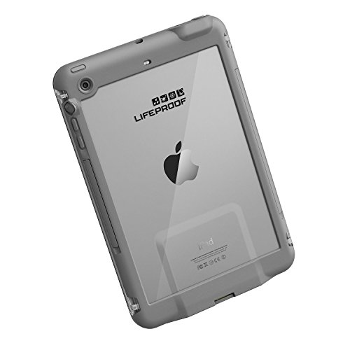 LifeProof-FRE-iPad-MiniMini-2Mini-3-Waterproof-Case-Retail-Packaging-AVALANCHE-WHITEGREY-0-1