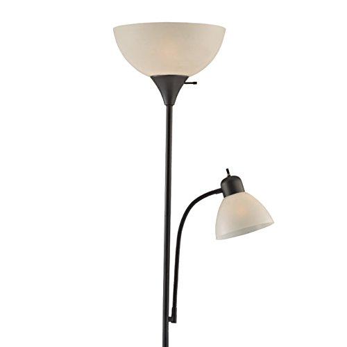 Light-Accents-150-Watt-Floor-Lamp-with-Side-Reading-Light-Floor-Lamps-Dorm-Room-Floor-Lamp-Floor-Lamps-for-Bedrooms-Kids-Floor-Lamp-College-Floor-Lamp-0
