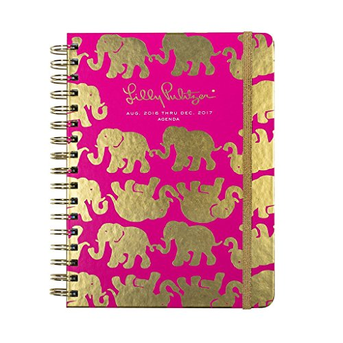Lilly-Pulitzer-2017-Daily-Agenda-Planner-Large-Tusk-in-Sun-0